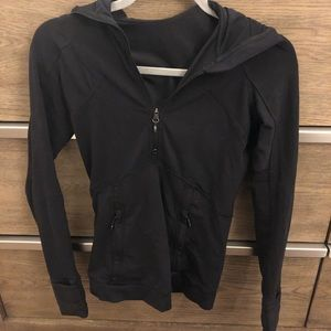 Half zip lulu lemon jacket